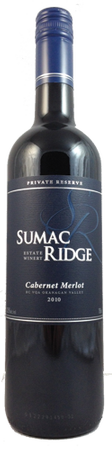Sumac Ridge Cabernet - Merlot 750ml