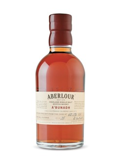 Aberlour A'bunadh Scotch Whisky 750ml