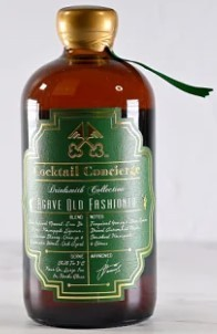 Cocktail Concierge Agave Old Fashioned 500ml