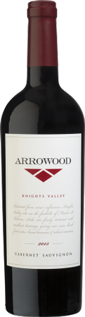 Arrowood Knights Valley Cabernet Sauvignon 750 mL