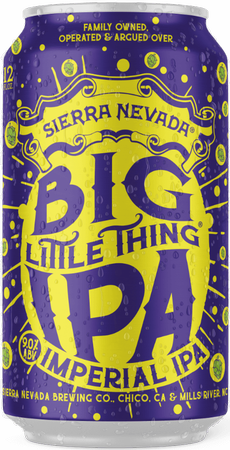 Sierra Nevada Brewing Co. Big Little Thing India Pale Ale 568ml
