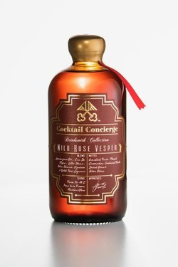 Cocktail Concierge Chai Negroni 500ml