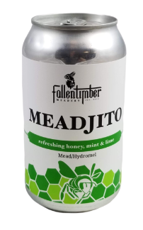 Fallentimber Meadery Meadjito 355ml