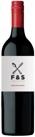 Fork & Spoon Cabernet Merlot 750ml