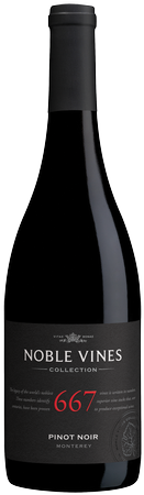 667 Noble Vines Pinot Noir 750ml