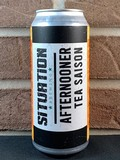 Situation Brewing Afternooner Tea Saison 473ml can