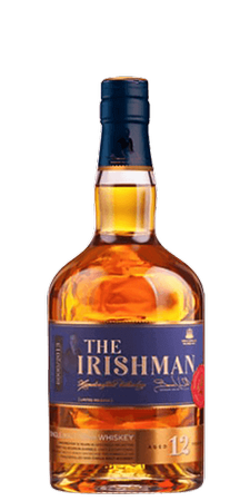 The Irishman 12yr Old Irish Whisky 700ml