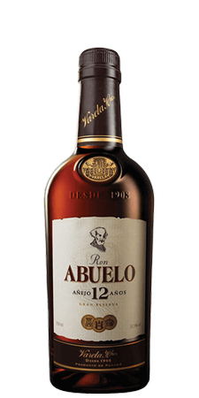 Ron Abuelo 12 Year Old Grand Reserve Rum 750mL