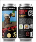 Analog Brewing Power Up Porter 473ml can
