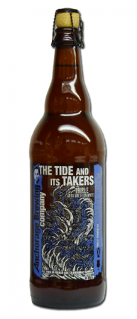Anchorage Tides and It's Takers Tripel 375ml