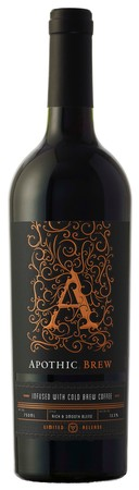 Apothic Brew Red Wine with Cold Brew Coffee 750ml