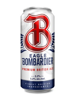 Wells (Eagle) Bombardier Bitter 500ml can