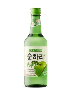 Chum Churum Apple Soju 360ml bottle