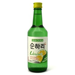 Chum Churum Calamansi Soju 360ml bottle