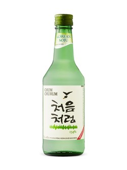 Chum Churum Original Soju 360ml bottle