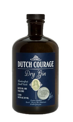Dutch Courage Dry Gin 750ml