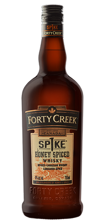 Forty Creek Spiked Honey Canadian Whisky 750ml