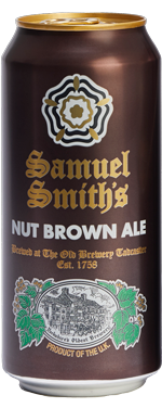 Samuel Smith Nut Brown Ale 440ml can