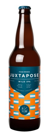 Four Winds 'Juxtapose' IPA 650ml
