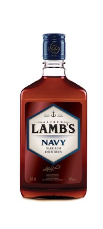 Lamb's Navy Dark Rum 375ml