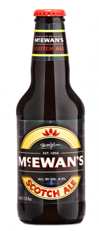 McEwan's (Eagle) Scotch Ale 330ml btl