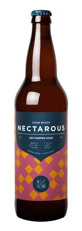 Four Winds 'Nectarous' Sour 650ml