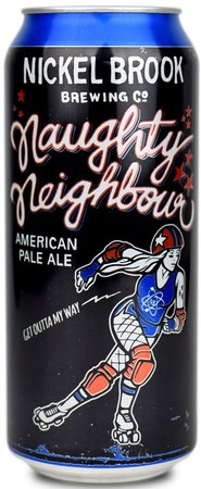 Nickel Brook Brewing Co. Naughty Neighbour India Pale Ale 473ml