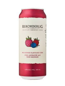 Rekorderlig Wild Berry Flavoured Cideer 500ml