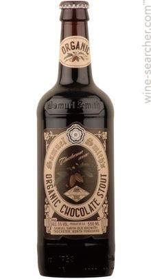 Samuel Smith Organic Chocolate Stout 550ml btl