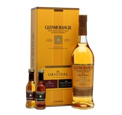 Glenmorangie Pioneer Gift Pack Siingle Malt Scotch Whisky Highlands 1 x 750ml 2 x 50ml