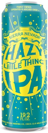 Sierra Nevada Hazy Little Thing India Pale Ale 568ml can