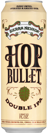 Sierra Nevada Hop Bullet Double IPA 568ml can
