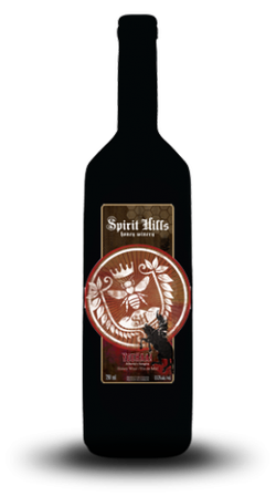 Spirit Hills Winery YeeHaa! Honey Sangria 750mL