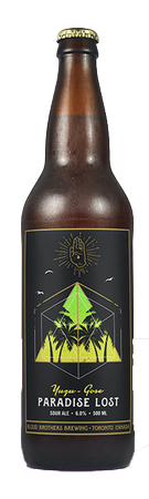 Blood Brothers Brewing Paradise Lost Yuzu Sour 500ml